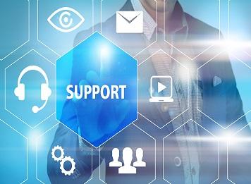 پشتیبانی و خدمات به مشتریان